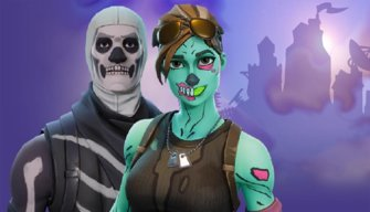 Selling Skull Trooper 50 100 Wins Email Included All